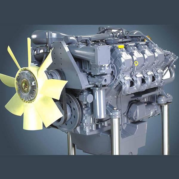 قطعات یدکی موتور دویتس