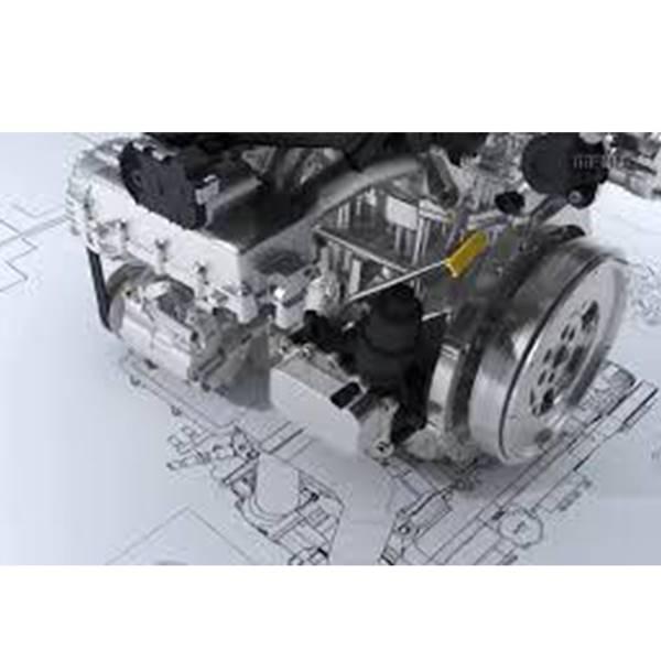 قطعات یدکی موتور کوماتسو-لوازم یدکی موتور کوماتسو