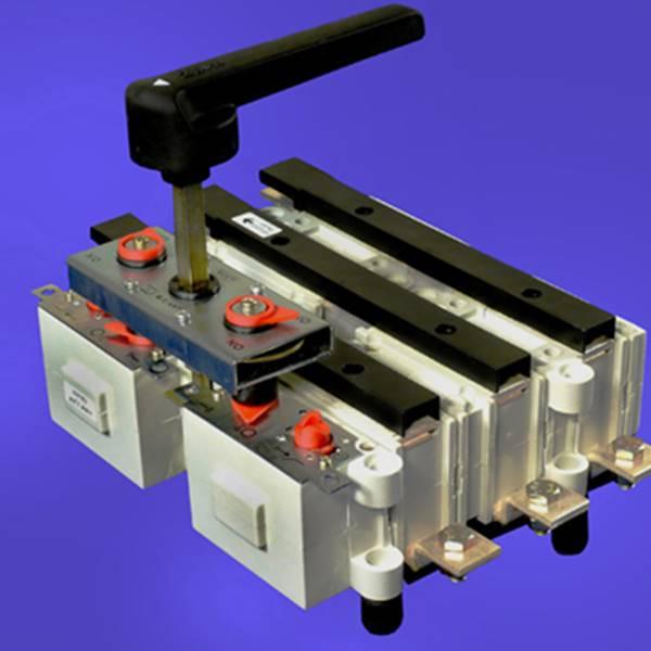 کلید گردان های دو طرفه ZTPC کلید زاویر