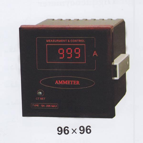 آمپر متر دیجیتال SA-396 صانت الکترونیک