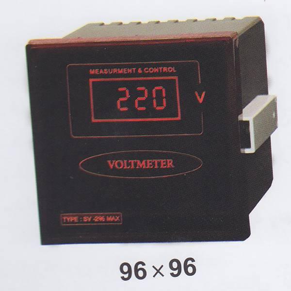 ولتمتر دیجیتال SV-296 صانت الکترونیک