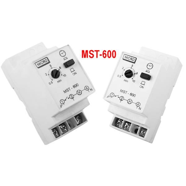 تایمر راه پله MST-600 میکرو الکترونیک