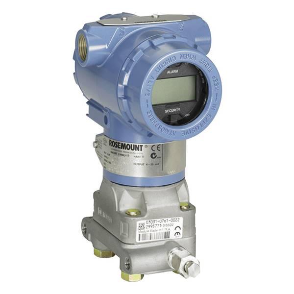 ترانسمیتر فشار روز مونت rosemount 3051