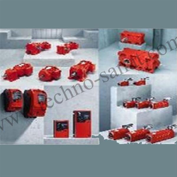 موتور گیربکسهای کارخانجات آجرپزی SEW ( اس ای دبلیو )