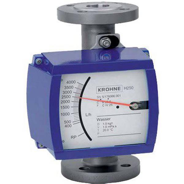 فلومتر کرونه krohne flowmeter