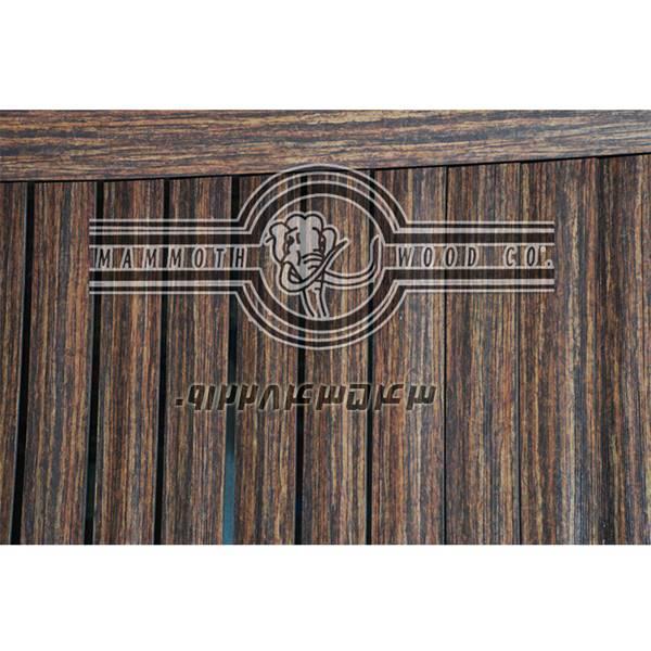 پرده عمودی چوبی