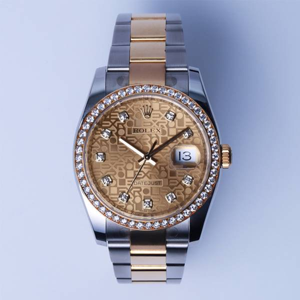 ساعت مچی زنانه رولکس اصل Rolex