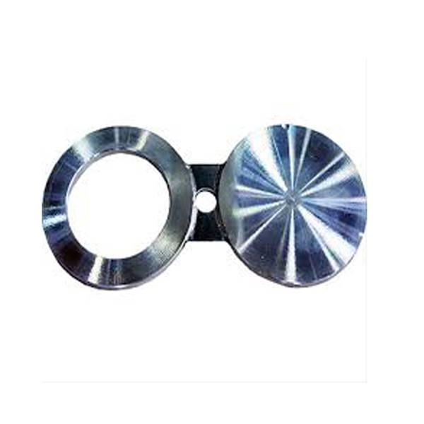 فلنج استیل عینکی