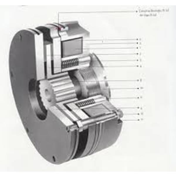 ترمز مغناطیسی الکتروموتور