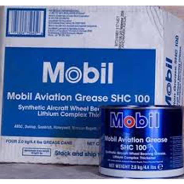 گریس موبیل پلیرکس mobil-SHC100