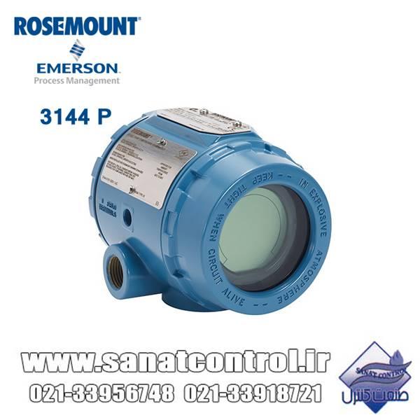 ترانسمیتر دما روزمونت Rosemount