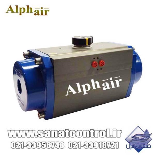 اکچویتور پنوماتیک آلفایر ایتالیا Alphair