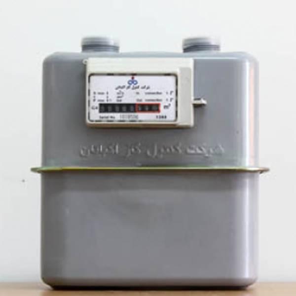 فروش کنتور گاز خانگی - خرید کنتور گاز
