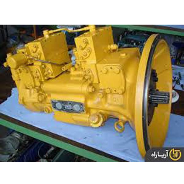 قطعات یدکی موتور کوماتسو
