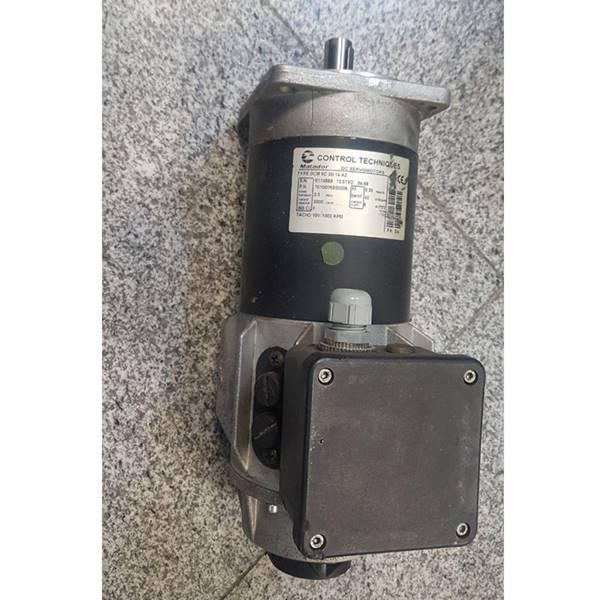الکتروموتور DC کنترل تکنیک