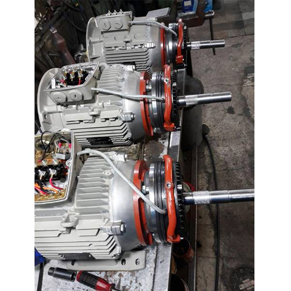 سازنده ترمز الکتروموتور