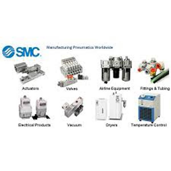 فیلتر شیر برقی SMC