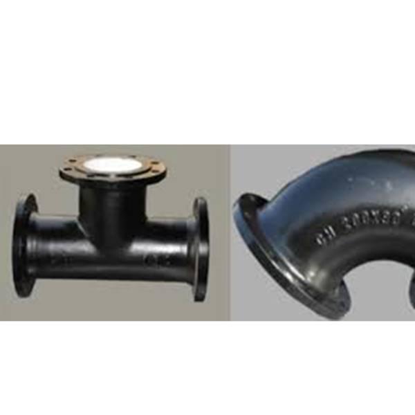 اتصالات چدنی فولادی