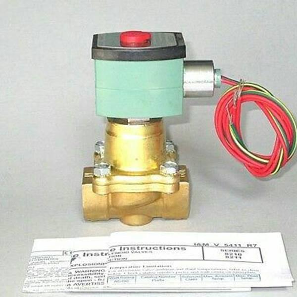 شیر ASCO مدل 8210G73