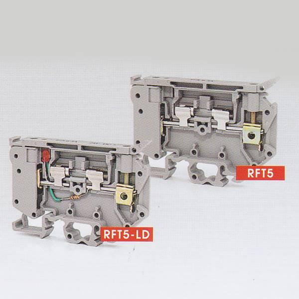 ترمینال های فیوزی مدل RFT5 رعد الکتریک