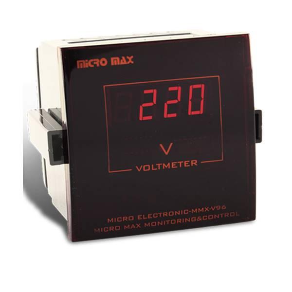 ولت متر مدل V 96 میکرو الکترونیک