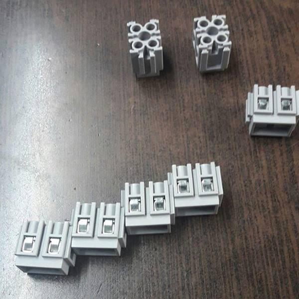 ترمینال زوجی پلی آمید RMT2/5 رعد الکتریک