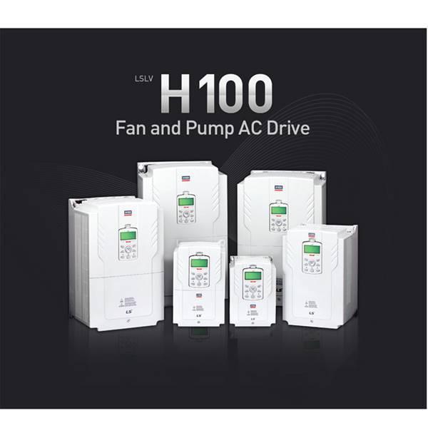 درایو کاربری پمپ و فن مدل H100 ال اس