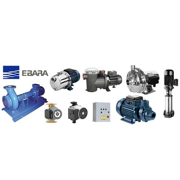 عامل فروش محصولات پمپ ابارا EBARA