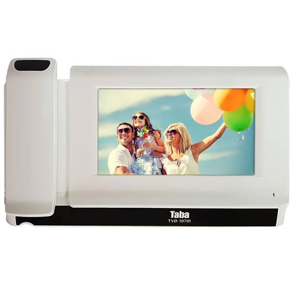دربازکن تصویری تابا الکترونیک مدل TVD-1070I