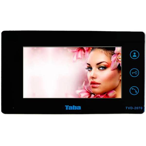 دربازکن تصویری تابا الکترونیک مدل TVD-2070