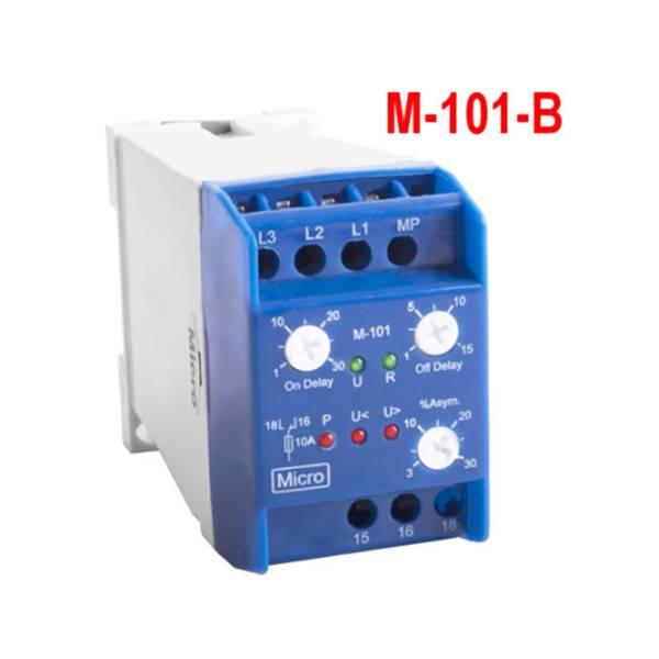 رله کنترل فاز میکرو مکس