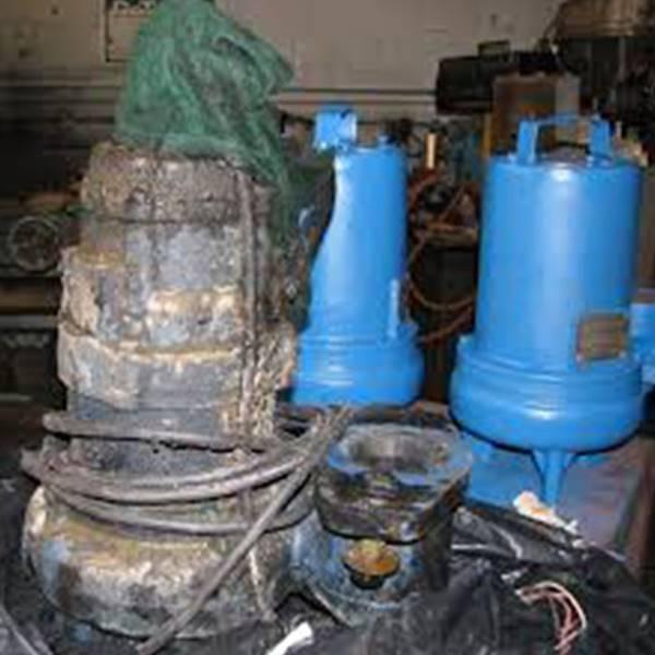تعمیر کننده پمپ کفکش سه فاز