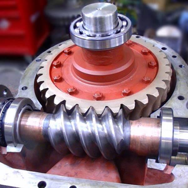 قطعات یدکی موتور گیربکس اروپایی ایرانی
