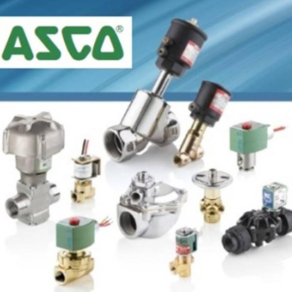 نمایندگی شیر برقی اسکو ASCO