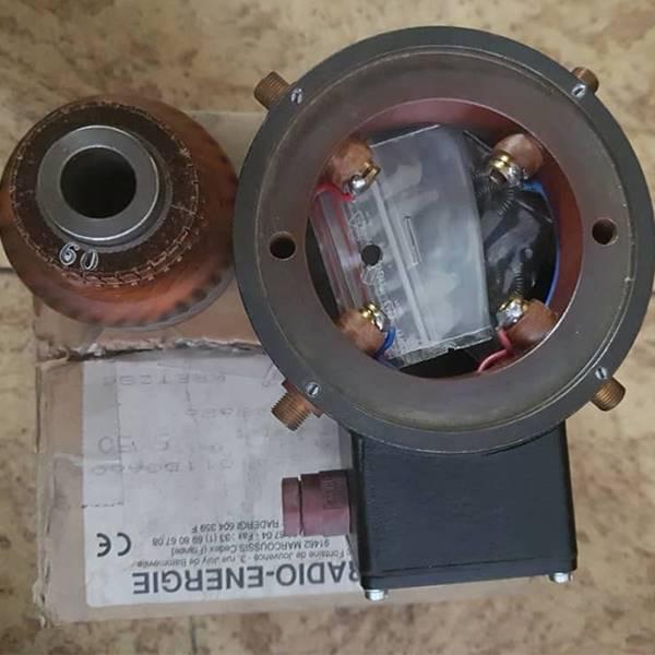 تعمیر کننده تاکو ژنراتور DC