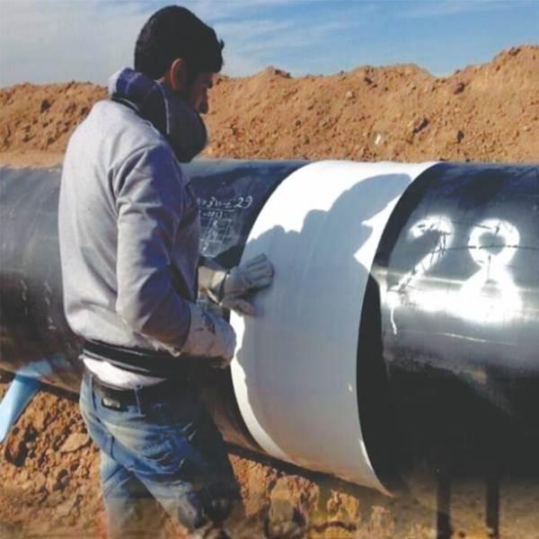 نوار آلتن سام گستر سفید عایق سرد وگرم پلی اتیلن ( outerwrap یا روین ) سایز 16 اینچ