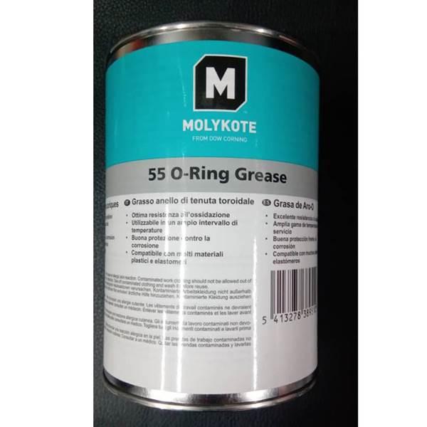 گریس مولیکوت نسوز  MOLYKOTE.   55 O-Ring