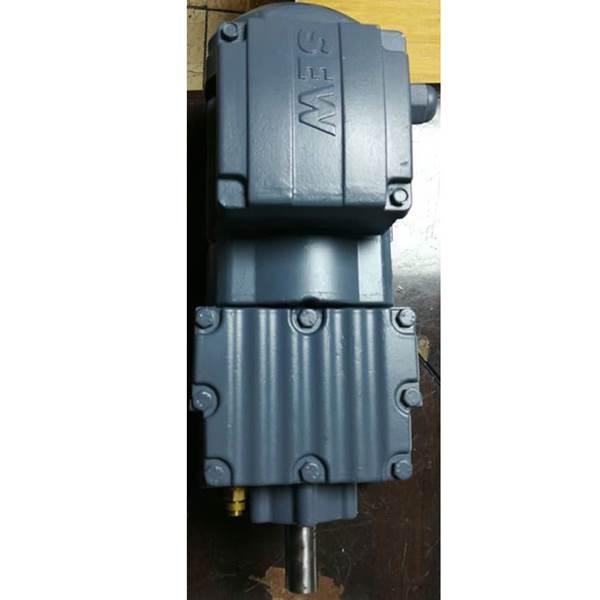 الکترو گیربکس شافت مستقیم SEW