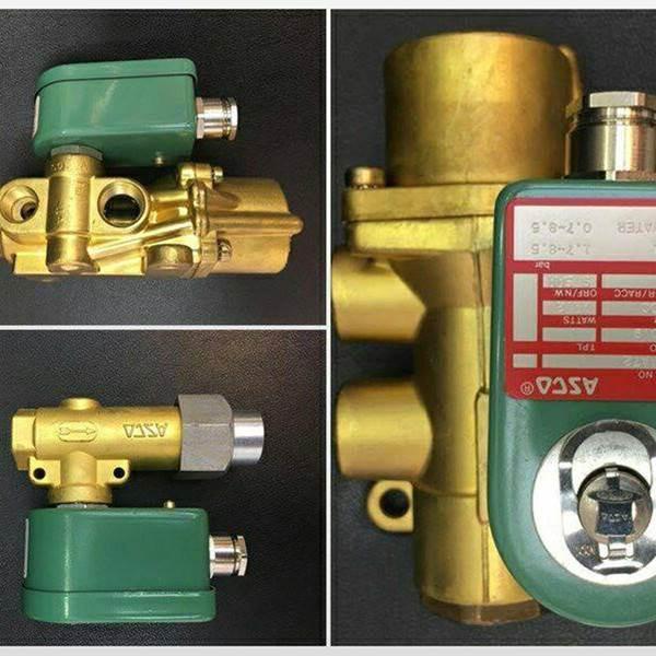 قیمت و خرید solenoid valve