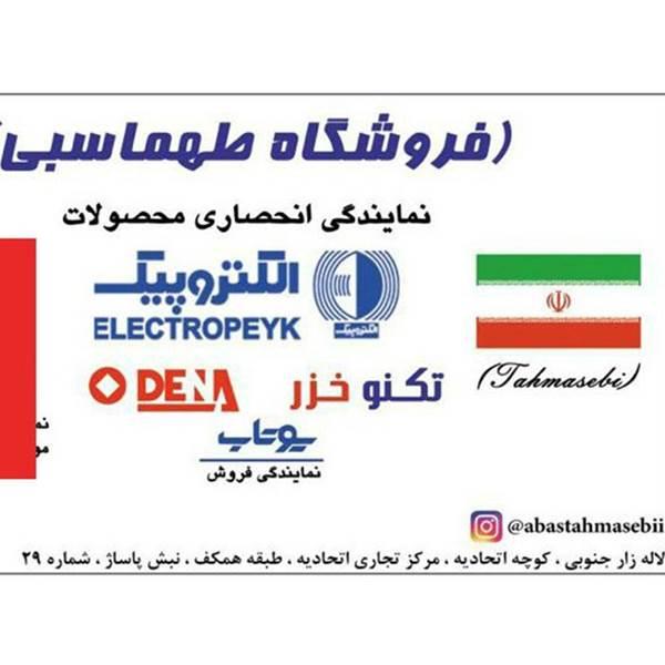 نماینده فروش محصولات الکتروپیک