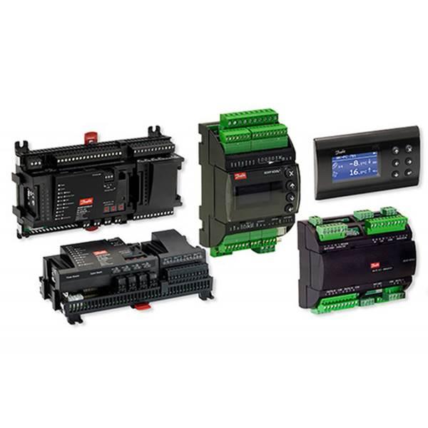 Compressor and condenser controllers