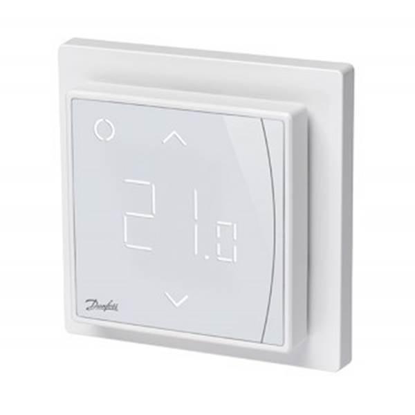 Electric underfloor heating thermostats