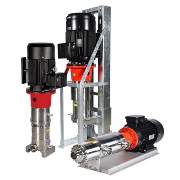 Energy recovery devices for reverse osmosis applications