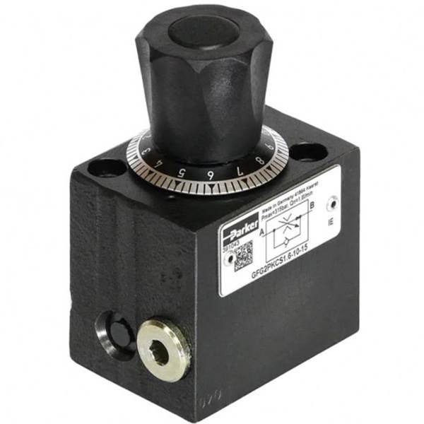 Flow Control Valves پارکر