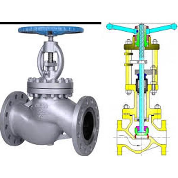 تولید کننده شیر سوزنی استیل API 602