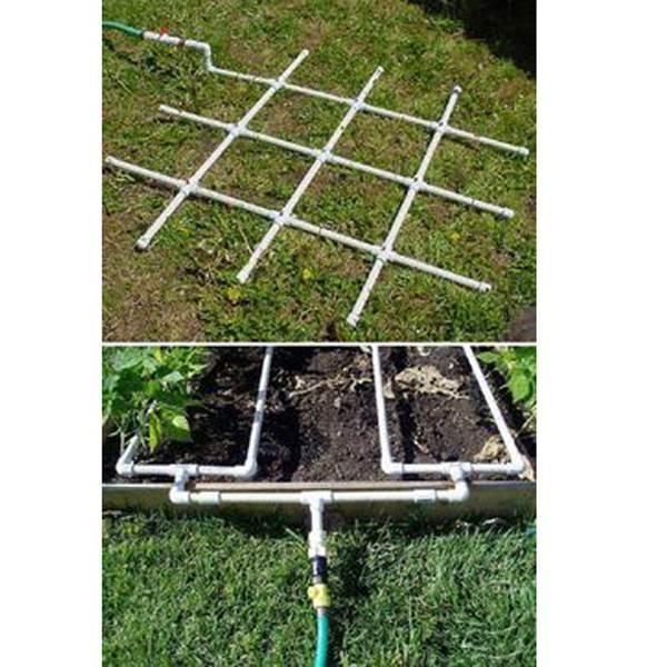 لوله و اتصالات pvc گلخانه ای