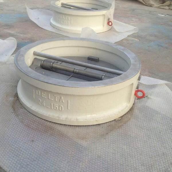 شیر دبل پلیت فولادی دیسک استیل
