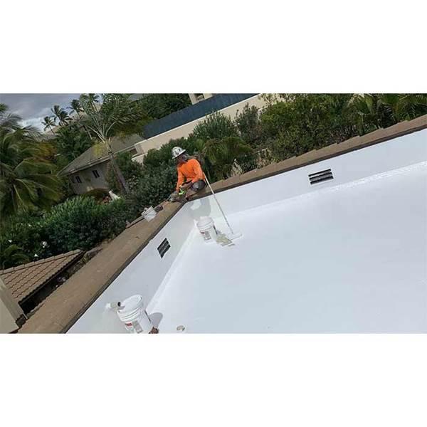 اجرای پوشش سقف تراس