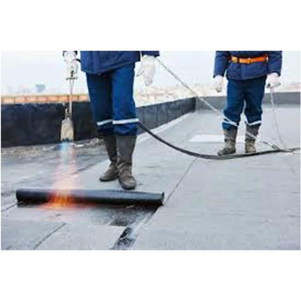 اجرای پوشش سقف گاوداری
