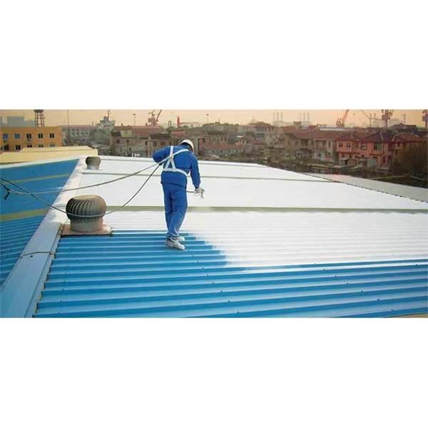اجرای پوشش سقف مرغداری